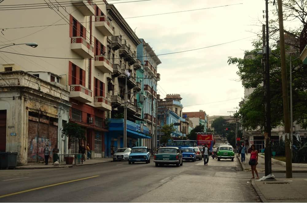 Lo que no sabías sobre la calle San Lázaro, una de las más antiguas de La Habana extramuros (+ Fotos)
