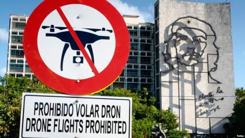 ¿Cómo volar un dron en Cuba y no morir en el intento?