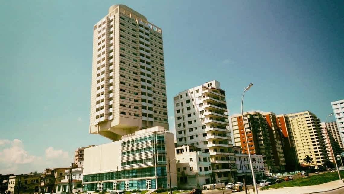 Edificio Atlantic Cuba