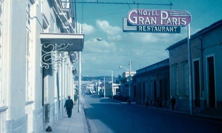 El olvidado Hotel París de Matanzas (el que hospedó a todos los presidentes de Cuba) y ahora es solo una pobre cuartería