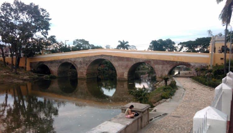 Puente sobre el río Yayabo, el que se construyó con leche y sangre en Cuba