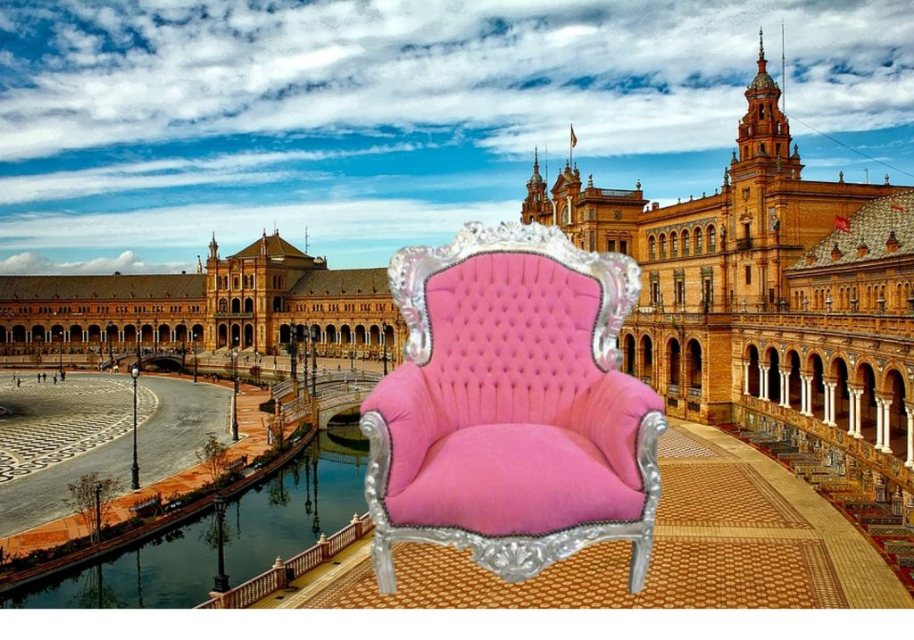 Quien fue a Sevilla perdió la silla
