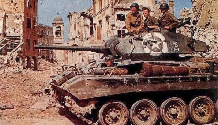 El blindaje de los tanque usaba níquel cubano