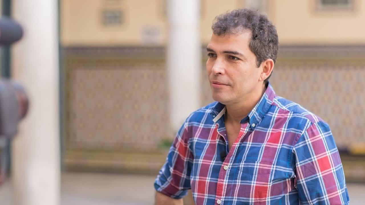 Conociendo al actor cubano Vladimir Cruz… desde la fresa hasta el chocolate