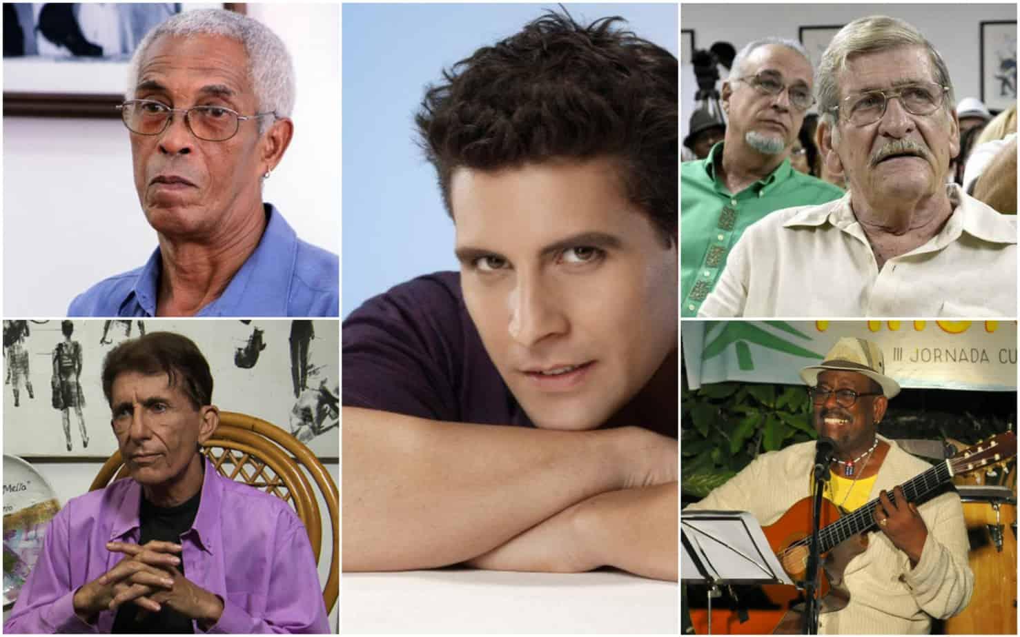 Cinco artistas cubanos cuya muerte impacto la mayor de las Antillas en este 2018