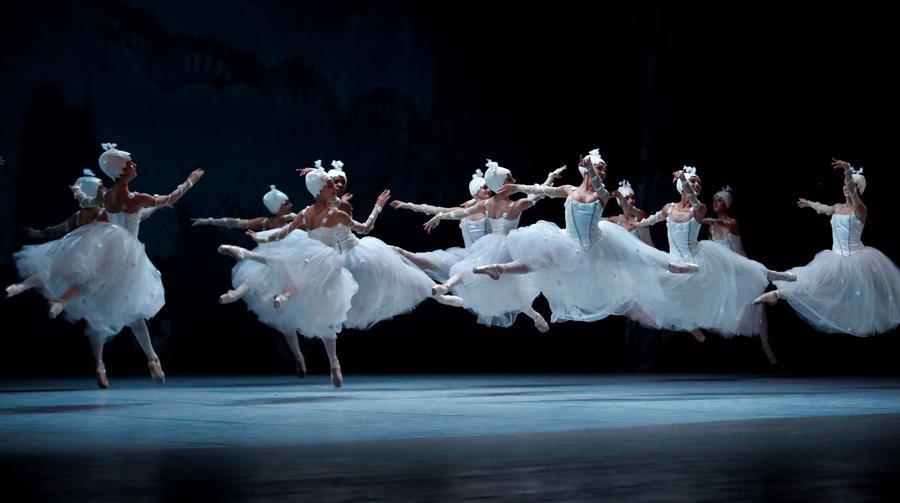 El Ballet Nacional de Cuba festeja el centenario de Alicia Alonso