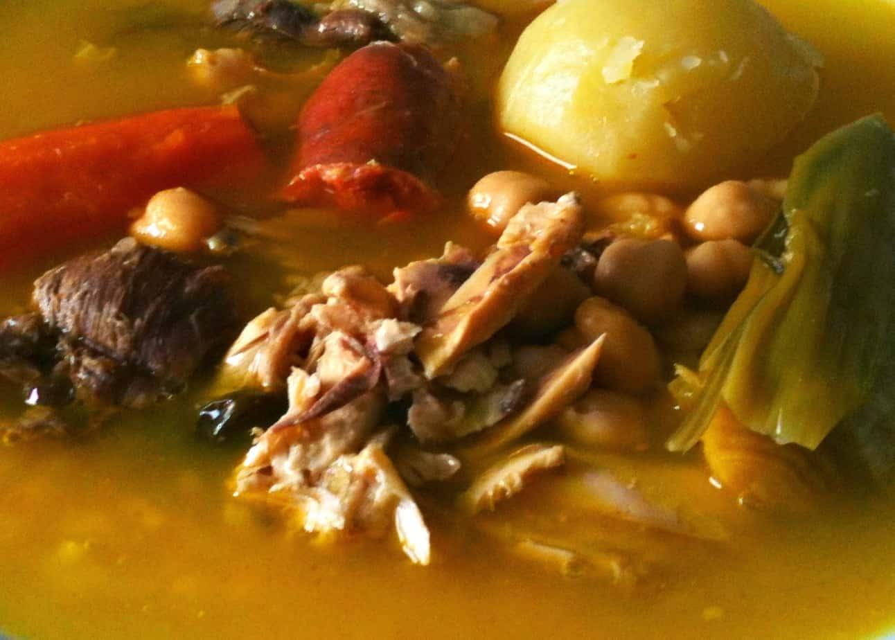 Joyas olvidadas de la cocina cubana: Puchero del Palenque (+ Receta)