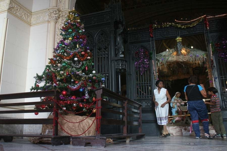 Tradiciones navideñas en la habana