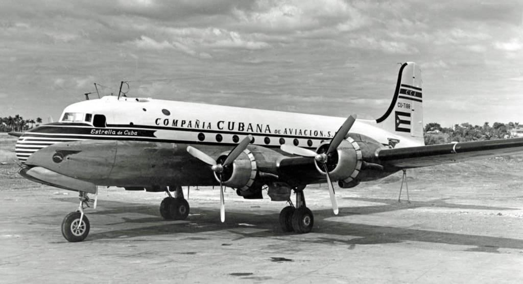 El Tren Aéreo, el curioso invento que uniría a Miami con La Habana por mar, pero con aviones sin motor