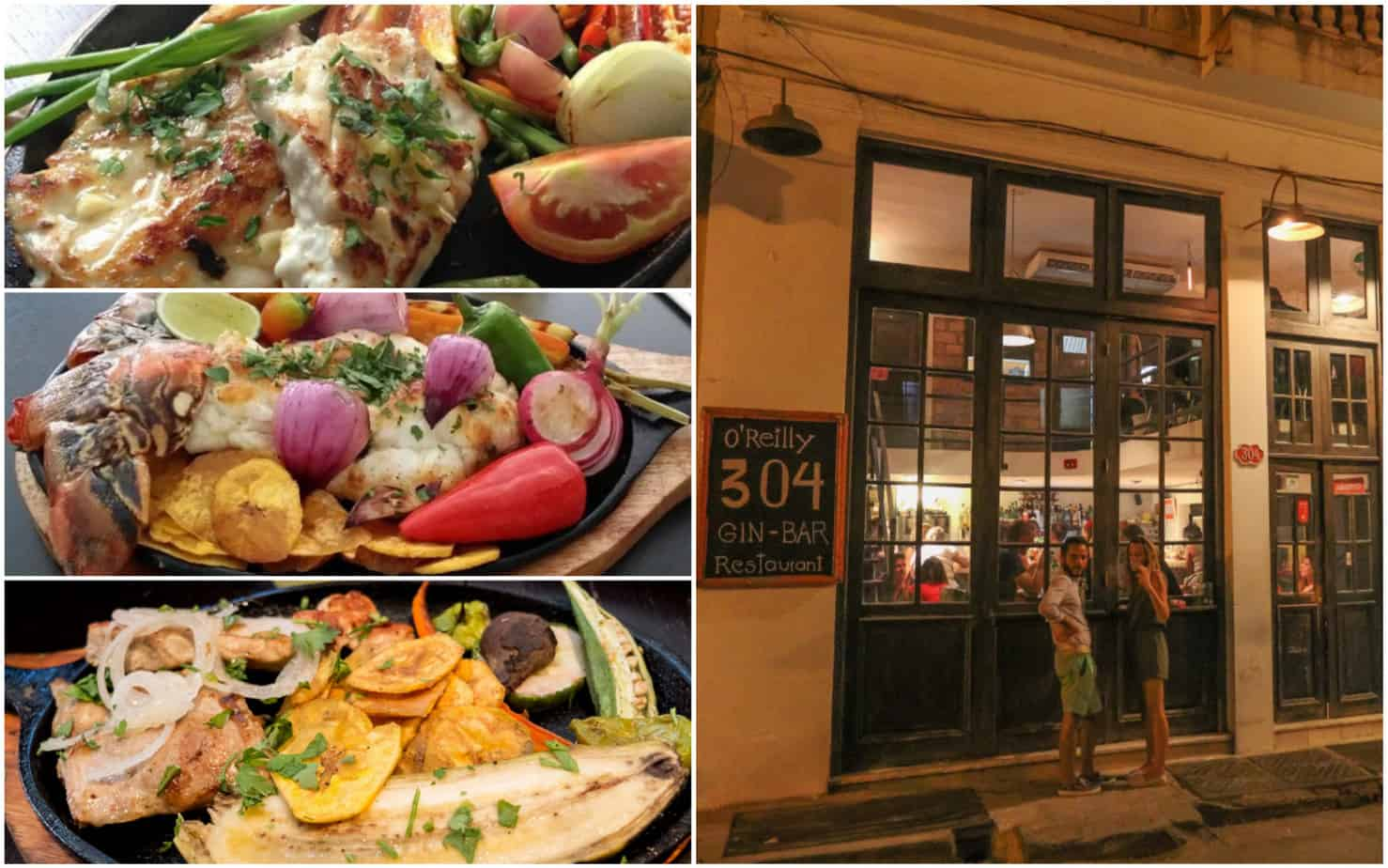 O'Reilly 304, el menú más original de Cuba en el corazón de La Habana Vieja (+ Fotos)