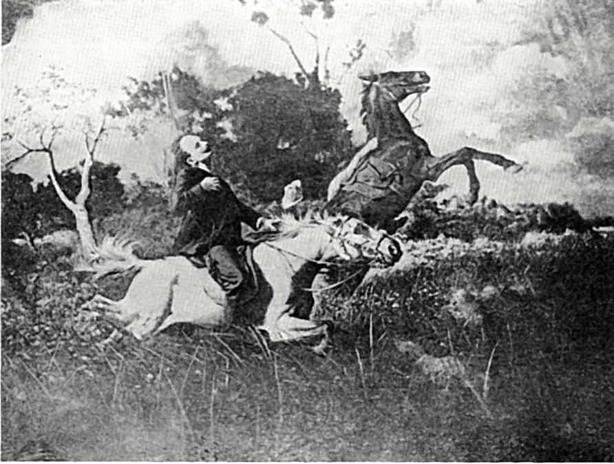 La heroica historia de Ángel de la Guardia, el intrépido joven que acompañó a José Martí en la carga de Dos Ríos