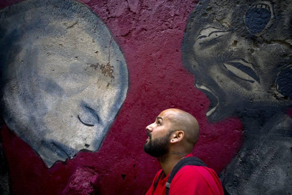 Yulier P, el grafitero que le dio un alma particular a las paredes de La Habana