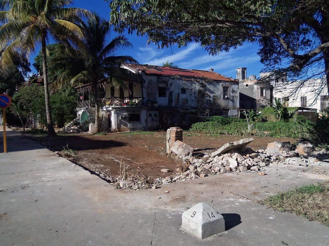 La curiosa historia de este palacete colonial en una de las avenidas mas céntricas de Cuba