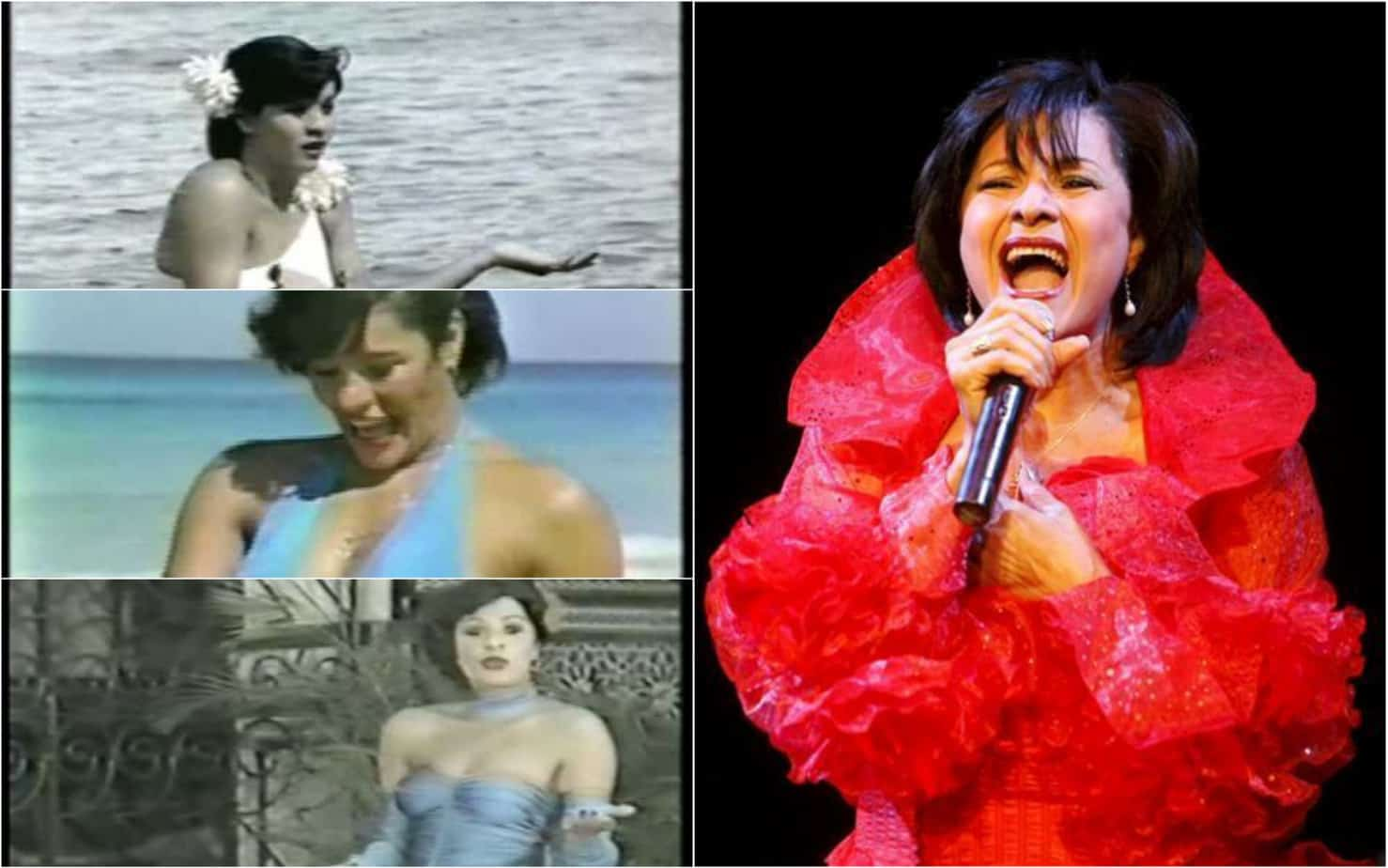 Farah María, la cantante que conquistó a los corazones de miles de cubanos con un tiburón en el malecón de La Habana (+ Videos)