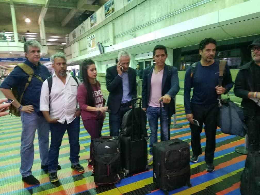 El periodista Jorge Ramos ha sido expulsado de Venezuela luego de que le hizo preguntas a Maduro que no le gustaron