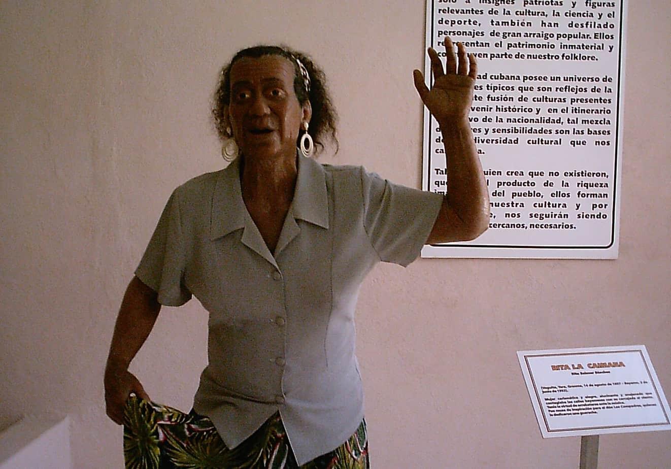 Rita, La Caimana: ¿Una mujer que es leyenda o realidad en el imaginario cubano??