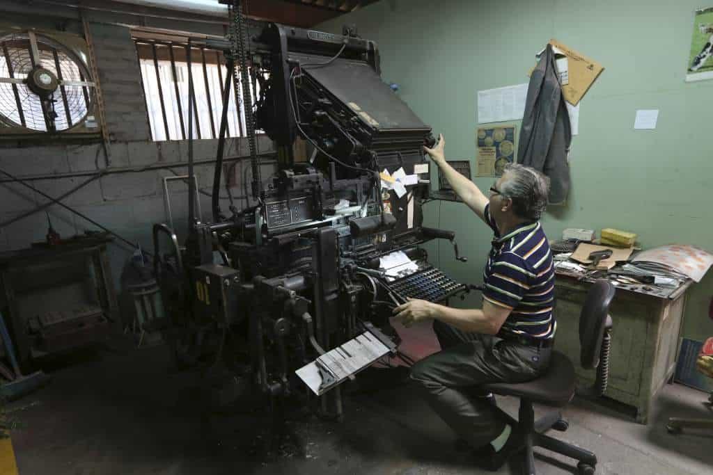 Increíble!!! Apostamos que ninguna de estas curiosidades sobre la impresión de libros y periódicos en Cuba las conoces