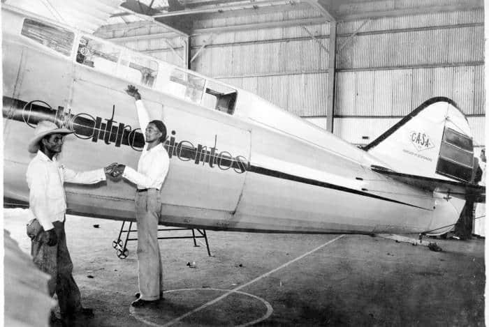 """""""Cuatro vientos"""", el misterioso vuelo que partió desde La Habana hacia la leyenda"""