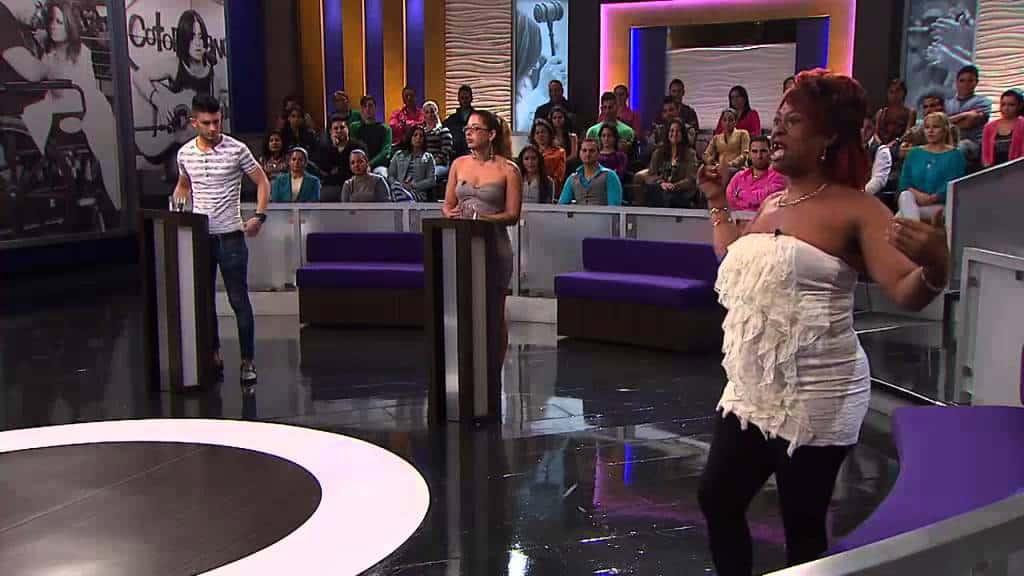 Frases cubanas que puso de moda la cubana Pilar en Caso Cerrado (+ Video)