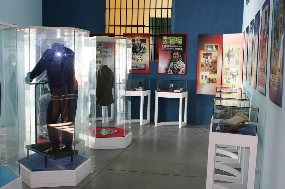 ¿Sabías que en Cuba existe un museo con una sala dedicada a la cosmonáutica? (+ Fotos)