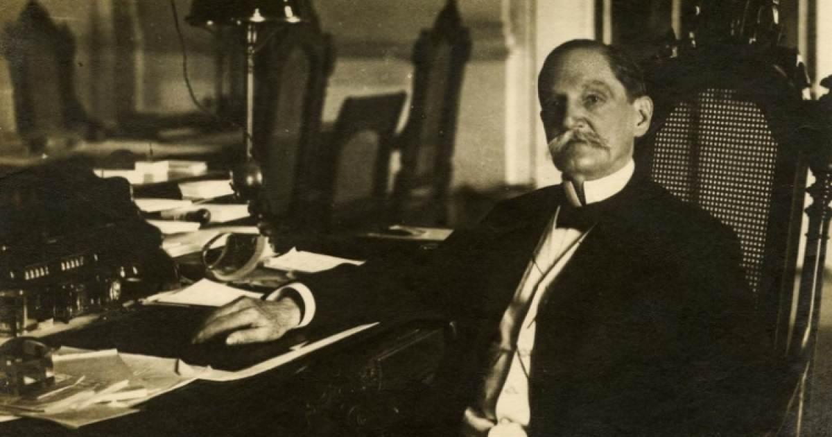La historia de Don Tomás Estrada Palma, el presidente cubano que vendió la patria.