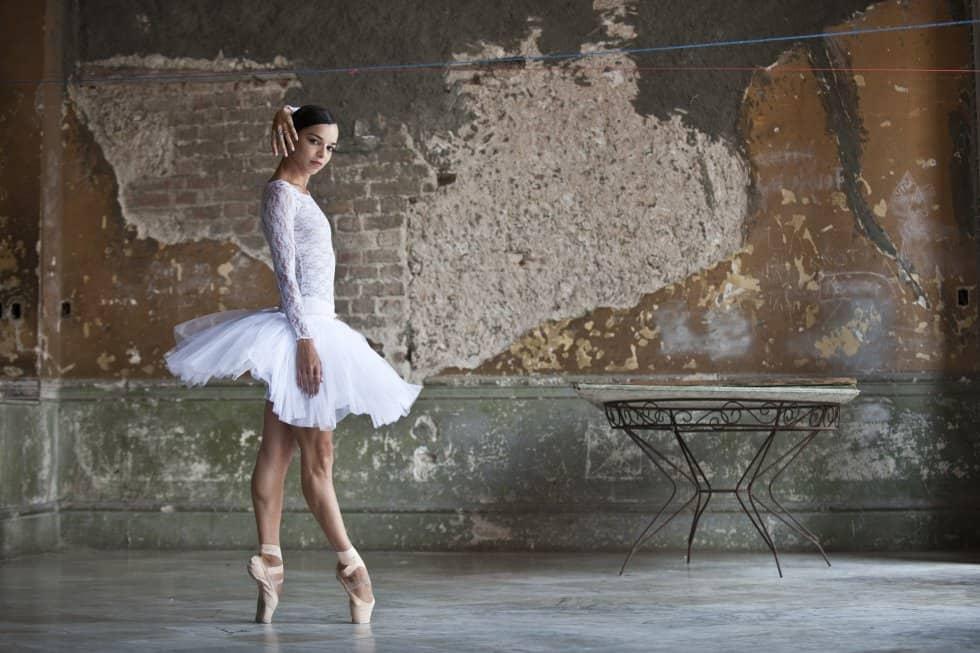 Viengsay Valdés, una digna sucesora para Alicia Alonso en el Ballet Nacional de Cuba