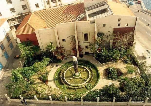 La Habana posee un rincón dedicado a la princesa Diana de Gales