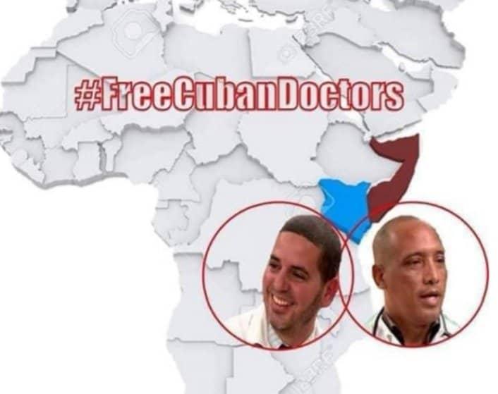 #FreeCubanDoctors