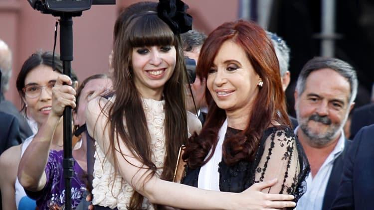 Cristina & Florencia Kirchner