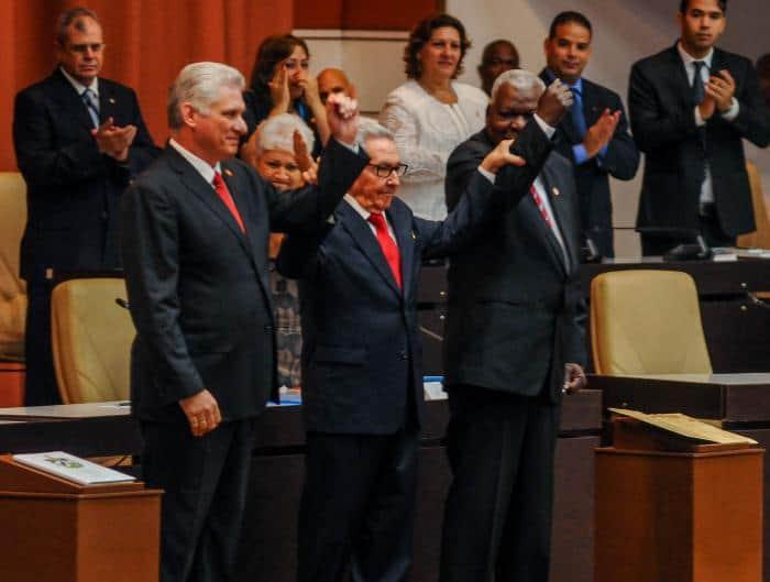 Autoridades cubanas proclaman nueva constitución