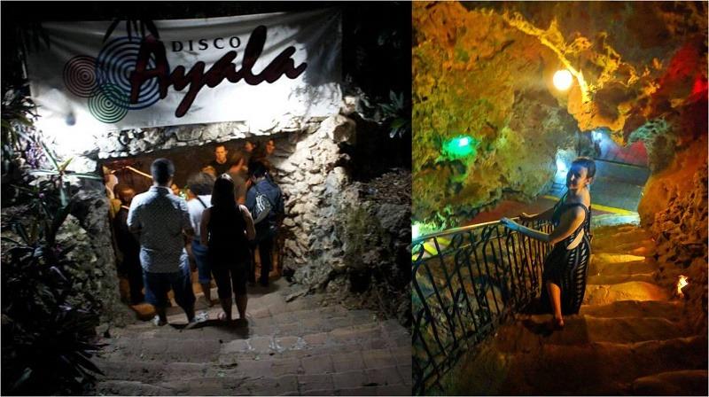 Disco Ayala en Trinidad. Fuente: Collage TodoCuba.