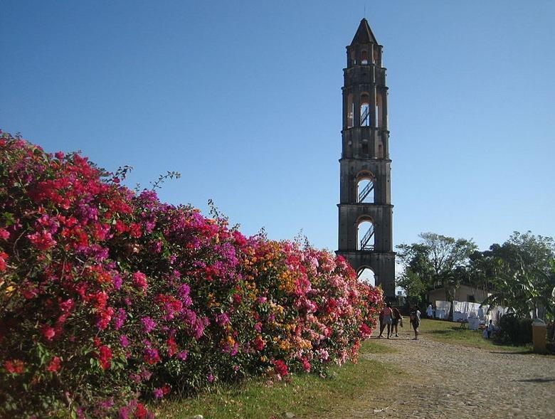 Torre del Valle de los Ingenios
