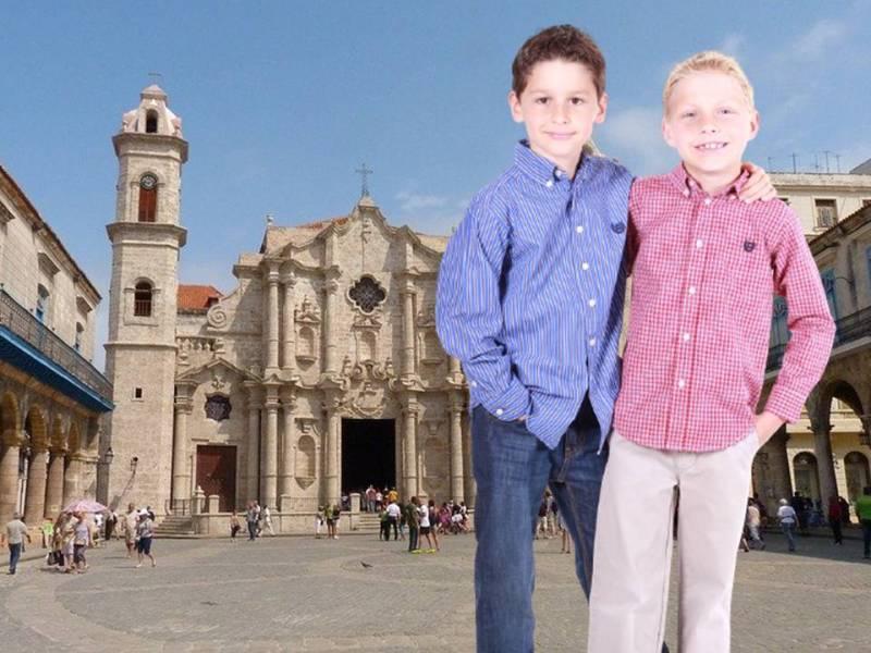 Visitar La Habana con los niños