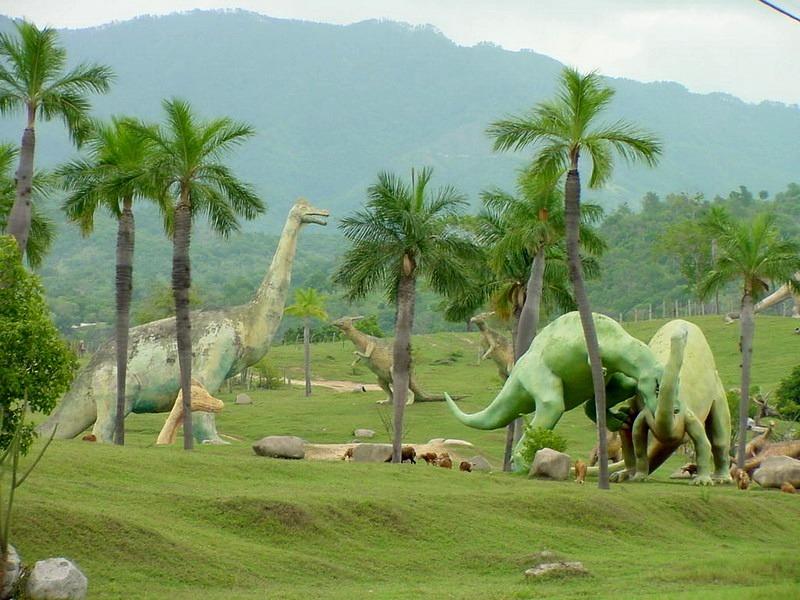 El Ángel y los dinosaurios en Cuba