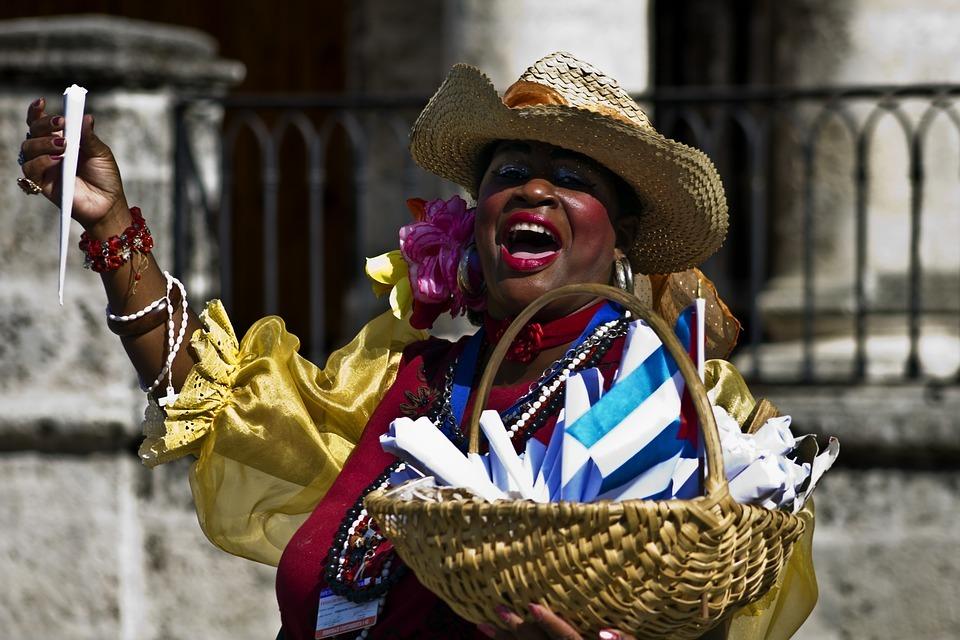 Los famosos pregones cubanos