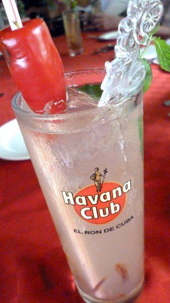 cóctel cubano