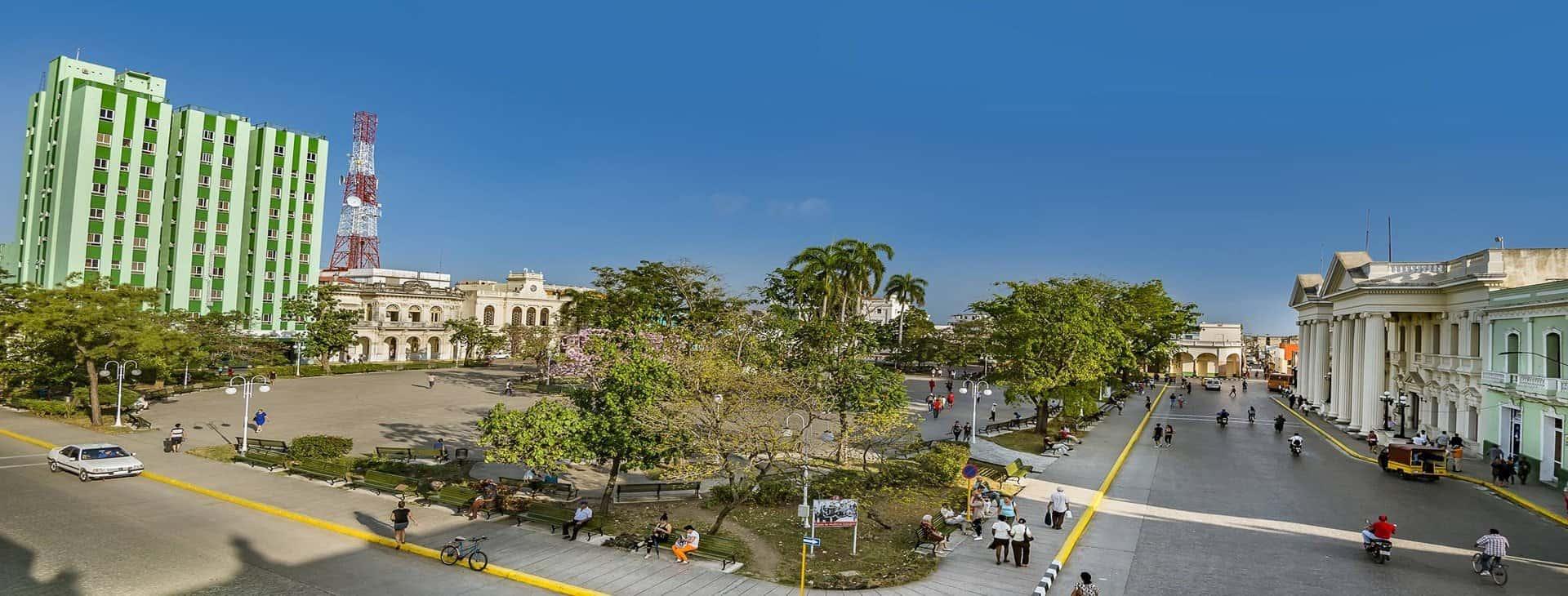 Parque Leoncio Vidal, Santa Clara