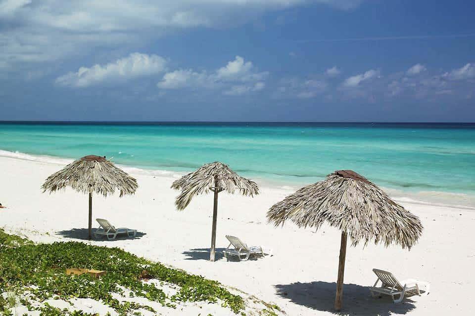 Sismo en la Playa de Varadero