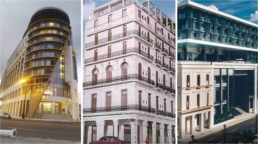 Hotel Paseo del Prado, Grand Packard y Regis: Tres 5 estrellas en La Habana