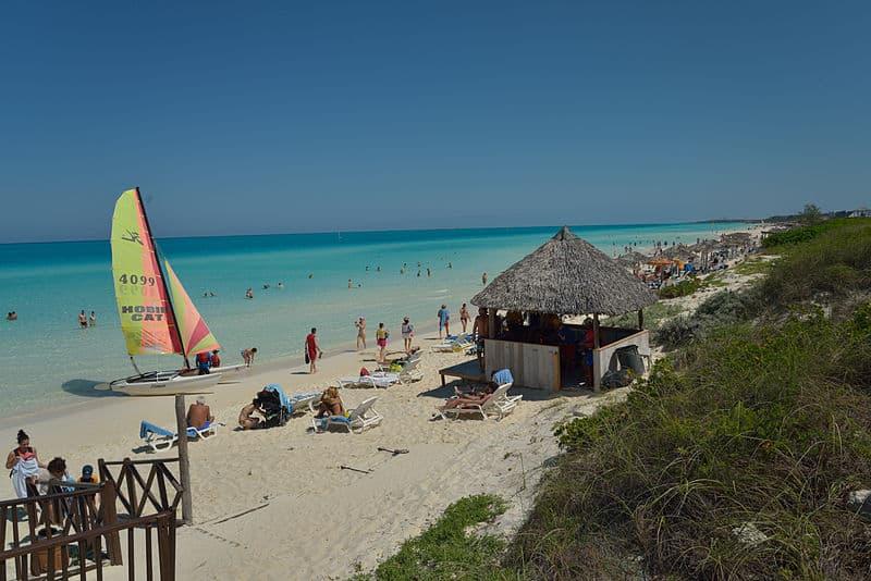 Playa de Cayo Santa María