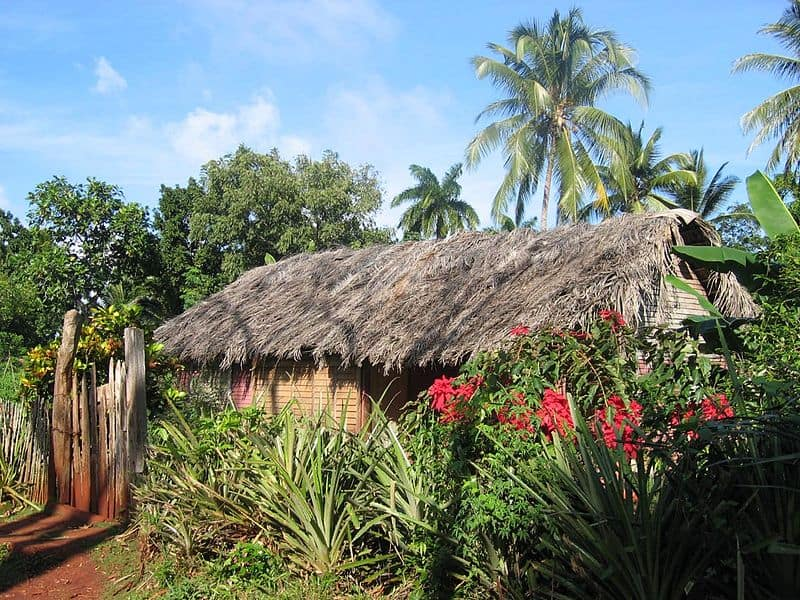 Cabaña en Baracoa