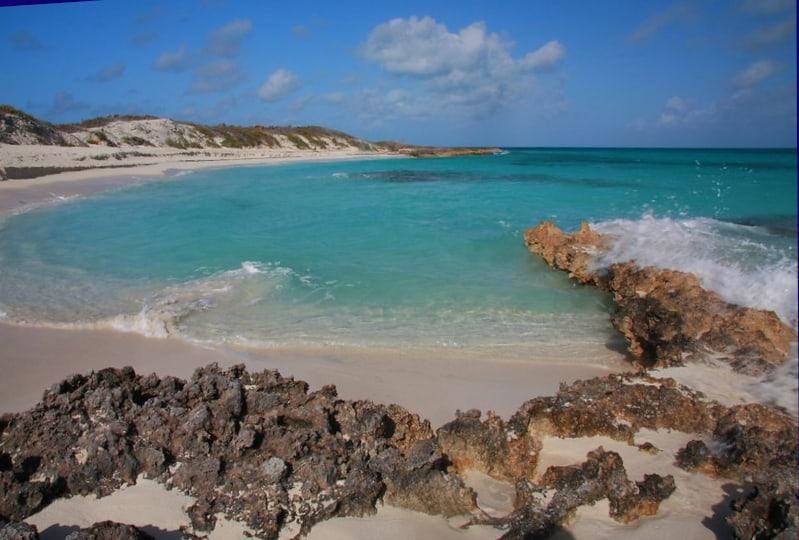Playa Berla Blanca Cayo Santa María