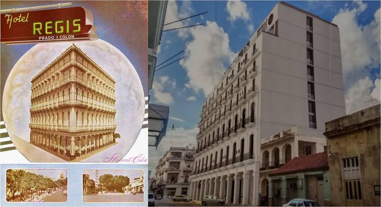 El Hotel Regis en el Paseo del Prado, totalmente reformado
