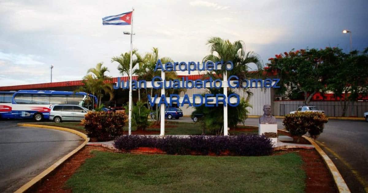 Aeropuerto Internacional Juan Gualberto Gómez