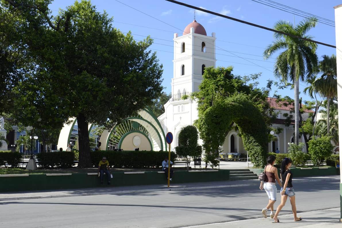 Sismo perceptible en Guantanamo, Cuba