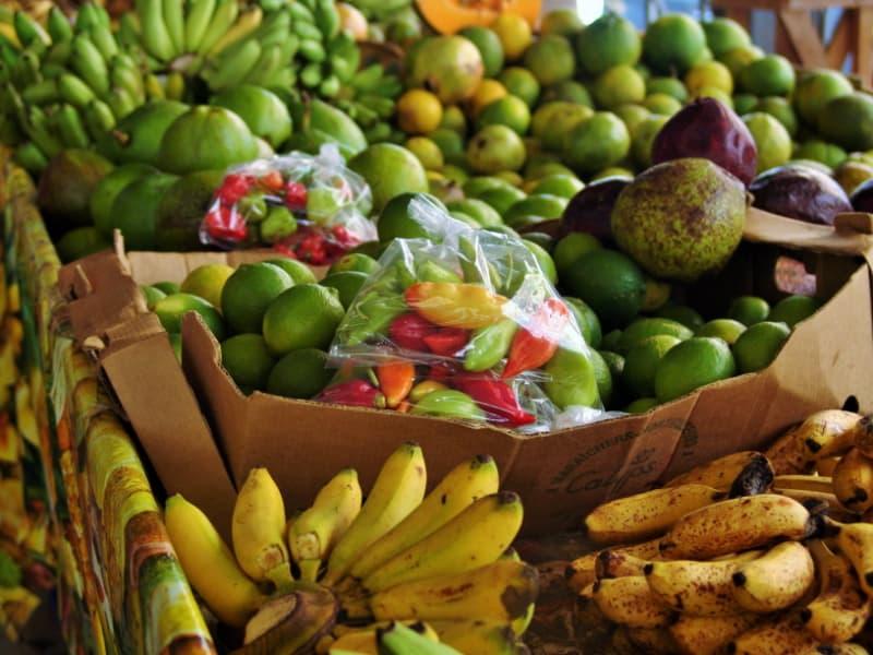 Frases con frutas