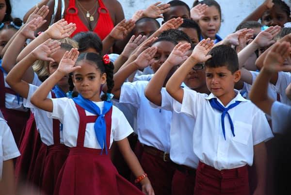 Se dio inicio en toda Cuba al curso escolar 2019-2020