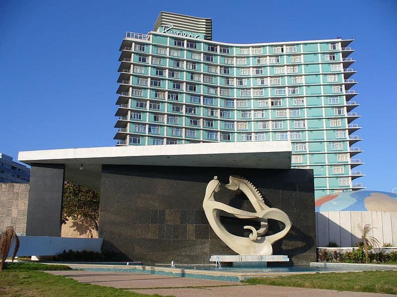 El Hotel Riviera de La Habana