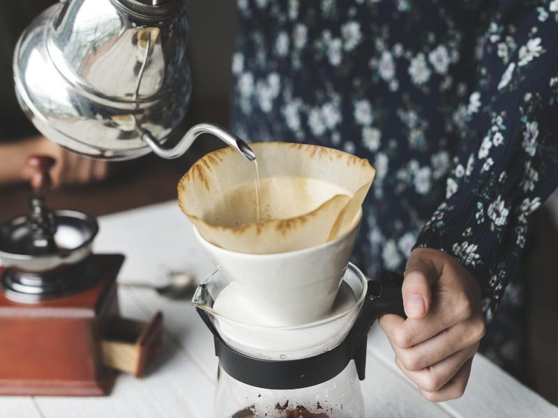 Colador de café