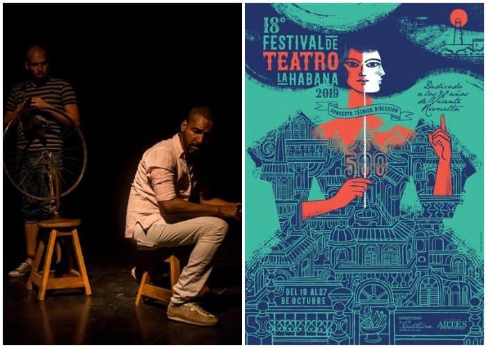 Dan a conocer programación del festival de teatro de La Habana 2019